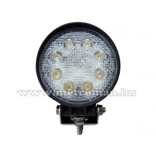 Autó LED fényszóró, 24 Watt , MM-24W SK