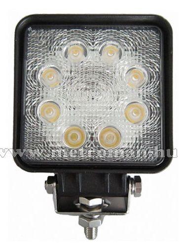 Autó LED fényszóró, 24 Watt , MM-24WSN