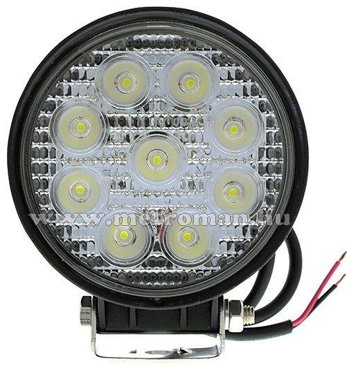 Autó LED fényszóró, 27 Watt , MM-27WSK