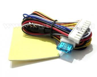 24 Voltos központizár távirányító szett,  MM-V09-24V