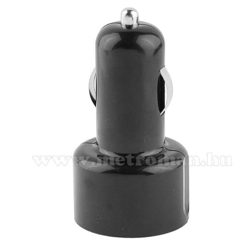 Autós, szivargyújtós feszültségmérő műszer, Mlogic CMS7502