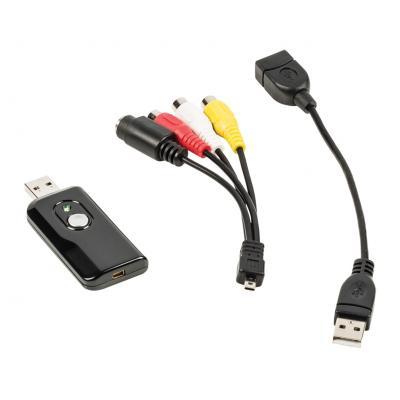 USB 2.0 Audio / video digitalizáló, rögzítő, König CSUSBVG100