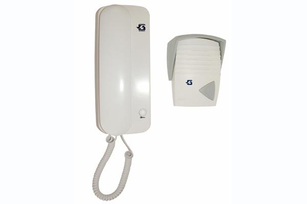Vezetékes kaputelefon szett , 1 lakásos RL-3207B