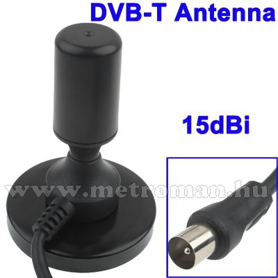 Mágnestalpas autós DVB-T TV antenna MM-0209