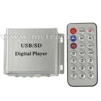 Autós MP3 lejátszó, Mlogic MP3-4105