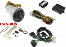 AP900C elektronikus komplett CAN-BUS tempomat szett, CM74 kezelővel