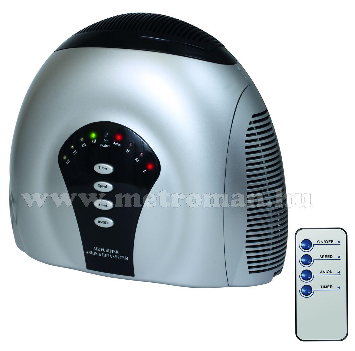 Ionizátoros légtisztító HOME AIR 20