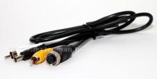 Átalakító adapter, tolatókamera kábelhez,  AE-PL0.1