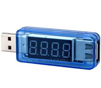 USB tesztelő, USB feszültség és árammérő, Mlogic CMS-9102
