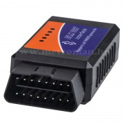 OBD2 bluetooth autó diagnosztikai műszer, hibakód olvasó/törlő Mlogic  ELM327 BT