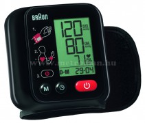 Csuklós vérnyomásmérő BRAUN BBP 2200CEME