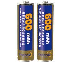 Ni-Mh AA akkumulátor M 600AA/2