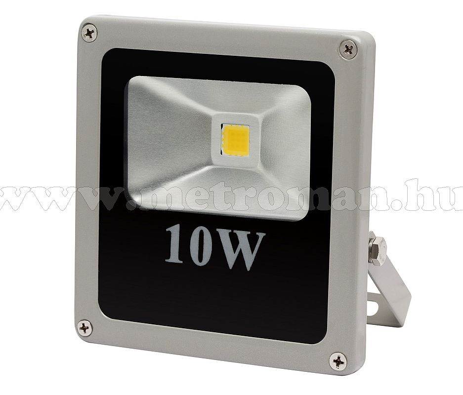 LED reflektor, LED fényvető, Slim 10 Watt, 7090H