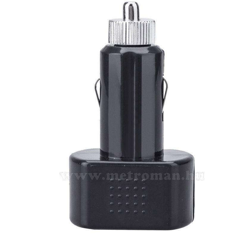 Autós, szivargyújtós feszültségmérő műszer,  Mlogic MM2213