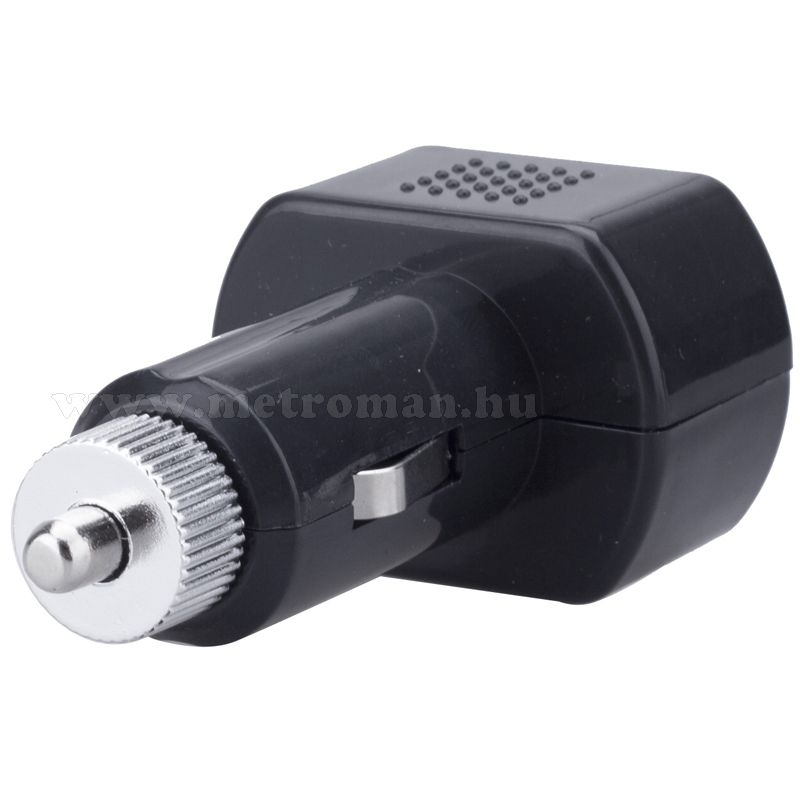 Autós, szivargyújtós feszültségmérő műszer,  Mlogic CMS-2213
