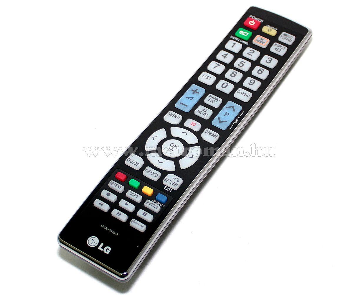 Gyári LG MKJ61841813 eredeti gyári TV távirányító