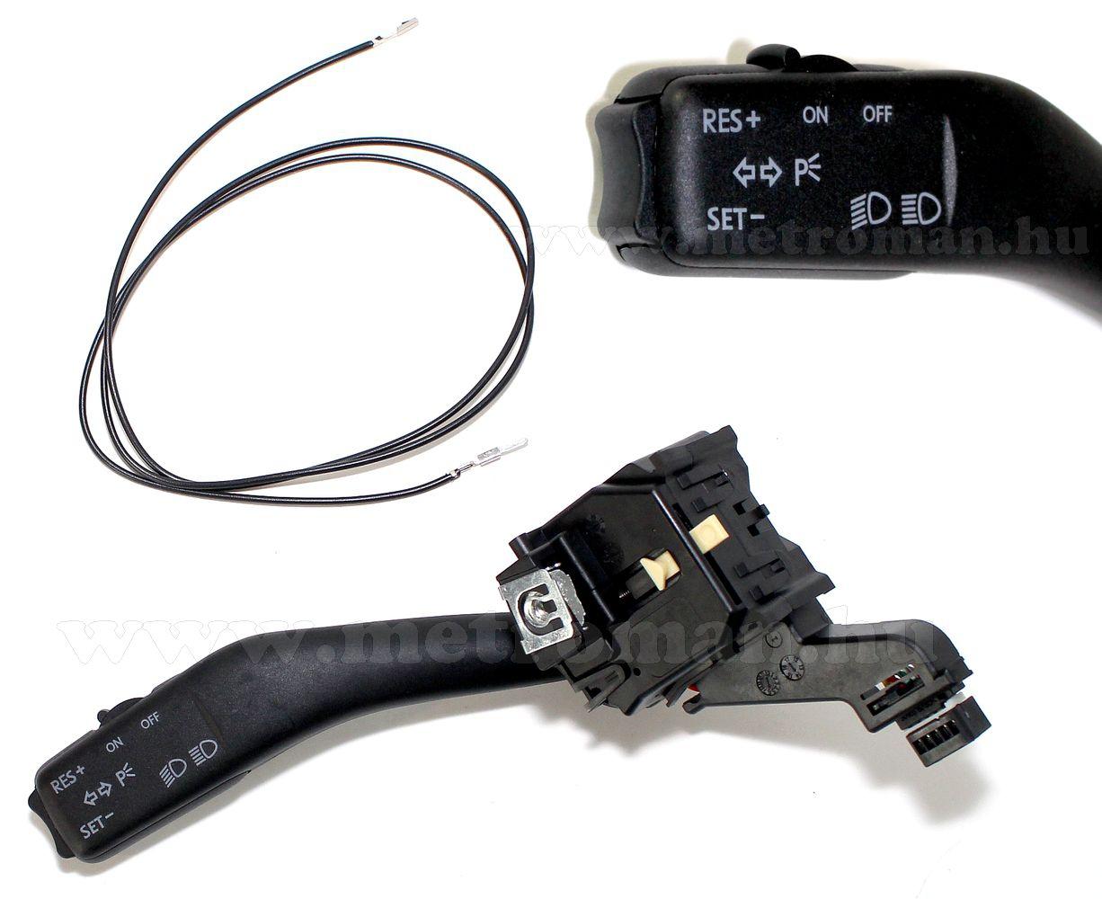 Skoda VW Seat gyárival egyező tempomat, Skoda TEMP OCT2A