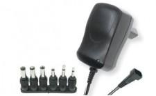 Tápegység , univerzális hálózati adapter, 3-12 V  600 mA