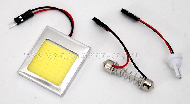 LED panel, nagy fényerejű 48 COB LED, MM-48COBLEDP