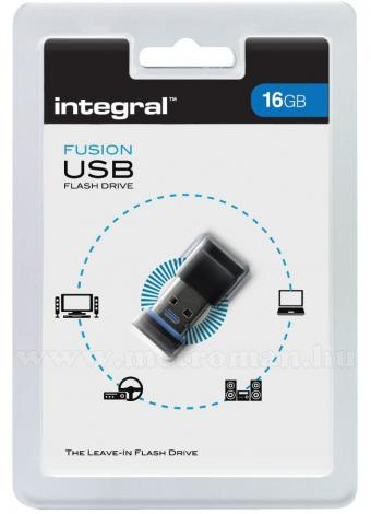 Mini Pendrive 16 Gb Integral FD2-16G-MICRO