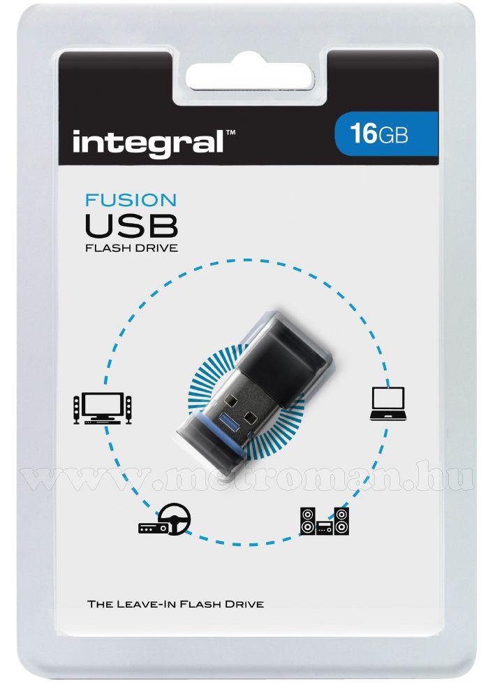 Mini Pendrive 16 Gb Integral FD2-16G-MICRO