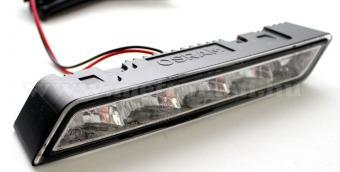 Nappali menetfény LED, DRL, E jeles, OSRAM LED DRL-301 PX-5
