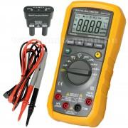Professzionális digitális multiméter, SMA 68