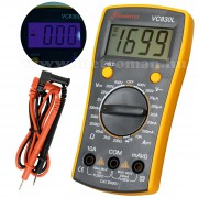 Digitális multiméter, VC 830L