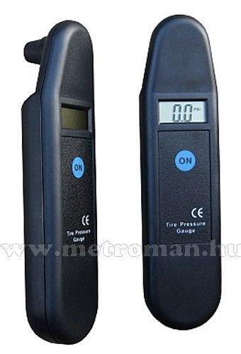 Autós digitális guminyomás mérő 61401