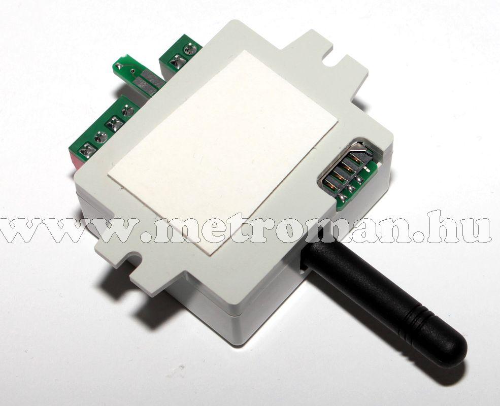 Autós GSM állófűtés távirányító és GSM hőmérő MobilHeat-1