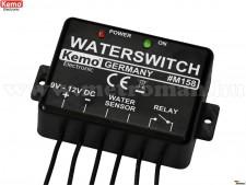 Vízérzékelő kapcsoló elektronika Kemo M158