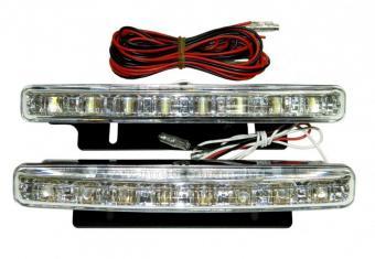 Nappali menetfény LED, DRL, E jeles, MLogic DRL635