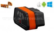 OBD2 Wifi autó diagnosztikai műszer, hibakód olvasó/törlő  Vgate iCar2