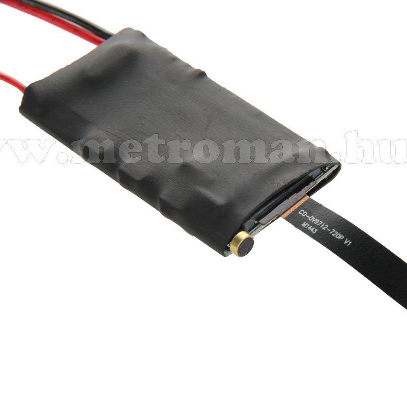 Extra Mini, Rejtett, Beépíthető SD kártyás DVR biztonsági megfigyelőkamera, Mlogic MM-S01