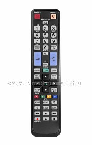 Utángyártott TV távirányító, Samsung BN59-01052A