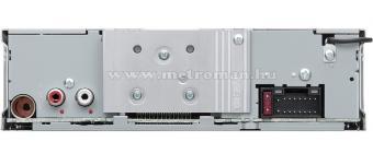 CD / MP3 / USB autórádió  Aux bemenettel,  Kenwood KDC-164UR
