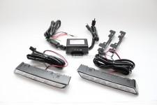 Nappali menetfény LED, DRL, E jeles, OSRAM LED DRL-401 PX-4