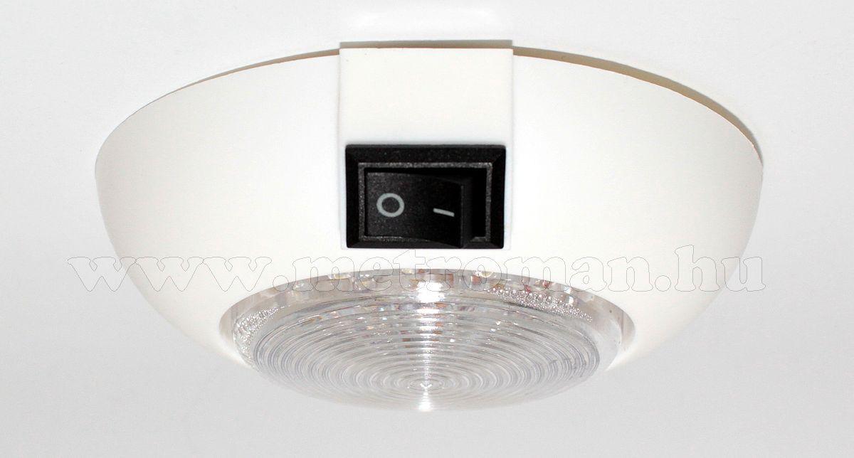 Autós beltéri LED kabin lámpa, 24 Volt, A615W