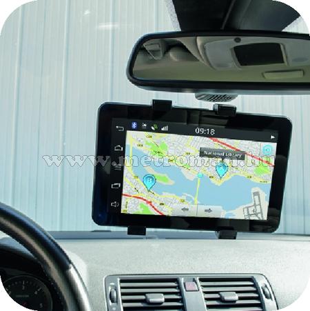 Univerzális tablet tartó, iPad, LCD LED TV autós és otthoni tartó, SA 052