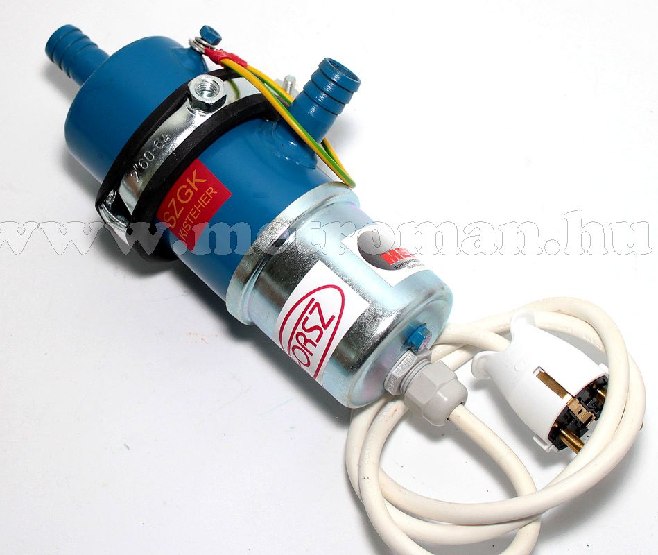 Autó motor előmelegítő, 600 Watt