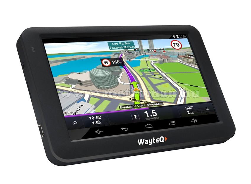 sygic drive európa térkép Wayteq X995 Android GPS navigáció + Sygic 3D Európa térkép GPS  sygic drive európa térkép