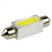 Autós szofita LED izzó, COB LED, 36MM3WPOWER