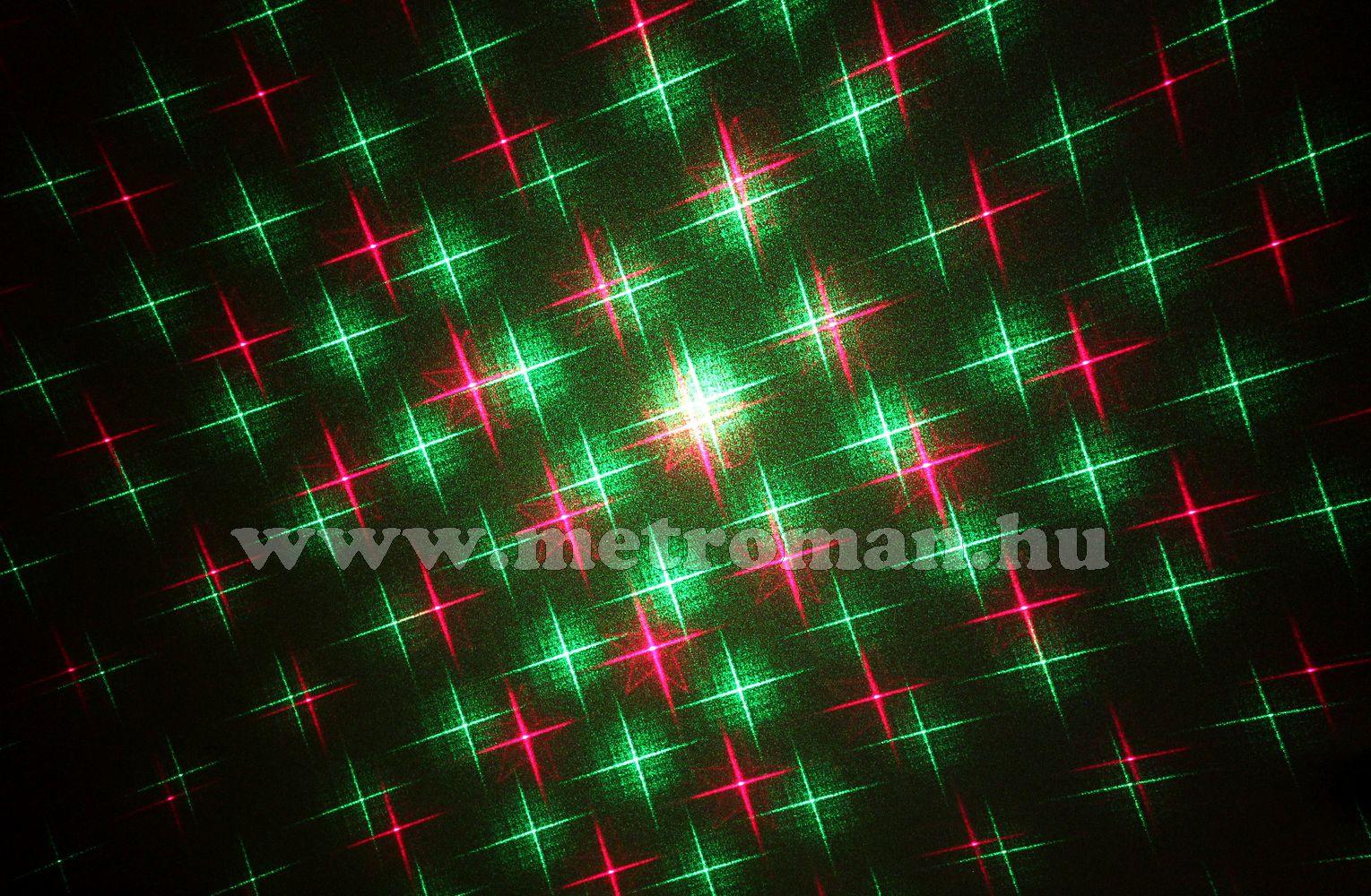 Diszkó fény, Lézer fényeffekt, Mlogic MDL-017-MM08