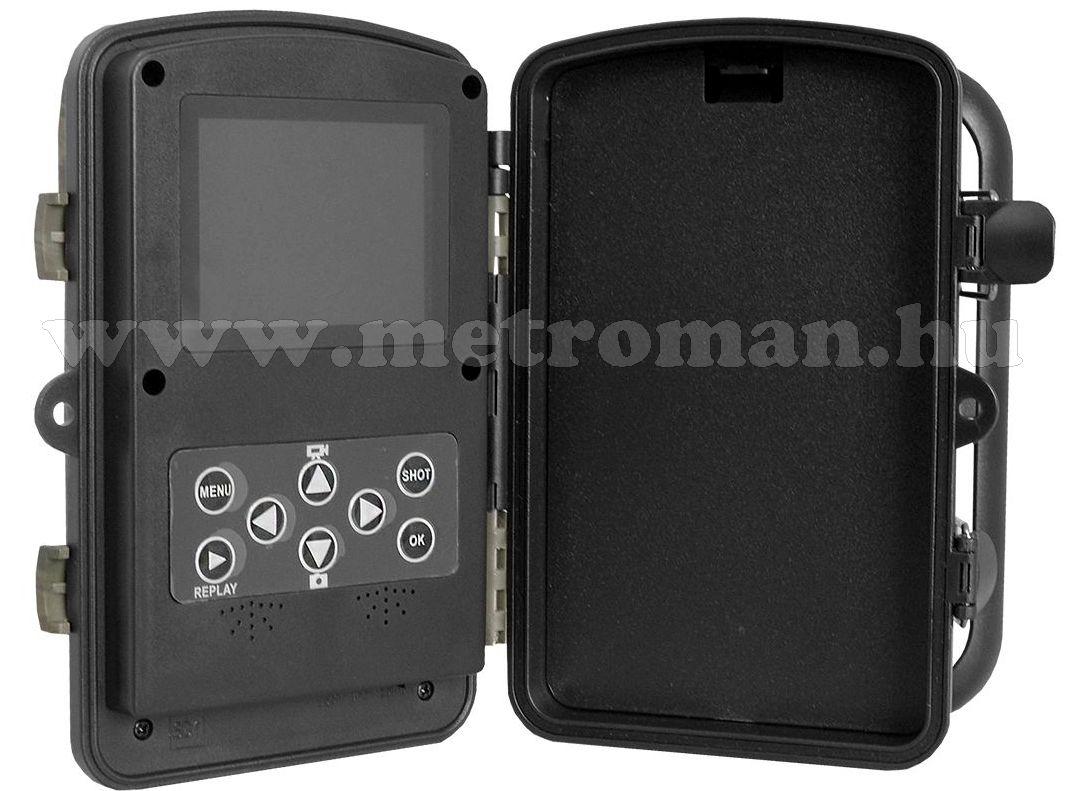 Mobil rejtett kamera beépített DVR felvevővel, FHD RD1000