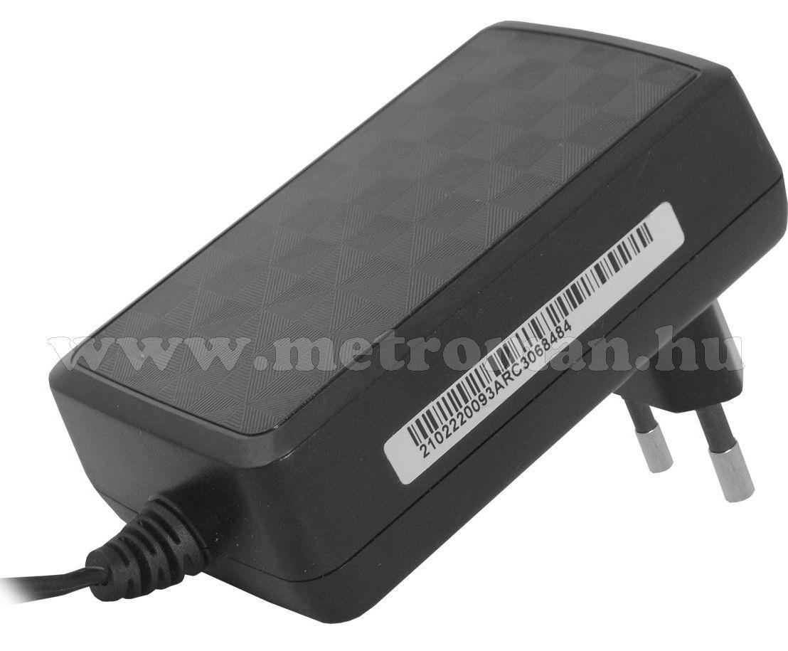 Tápegység , kapcsolóüzemű hálózati adapter,  12V/2A, HUAWEI HW-120200E1W