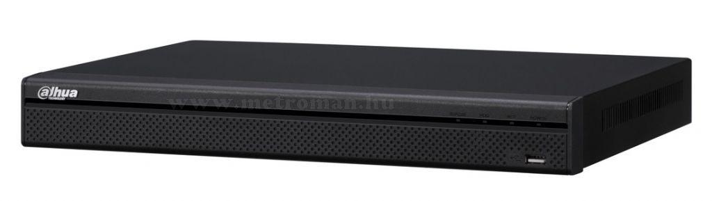 Digitális HD képrögzítő, HD-CVI tribrid rögzítő, 8 csatornás, Dahua HCVR5108HE