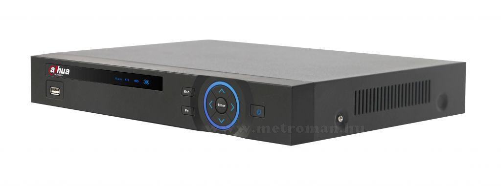 Digitális HD képrögzítő, HD-CVI tribrid rögzítő, 16 csatornás, Dahua HCVR5116H