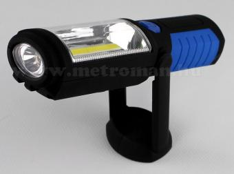 Kézi elemlámpa, Steklámpa, COB LED, Mlogic COB2