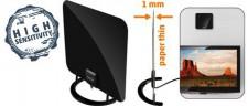 DVB-T digitális, erősítős, extra szoba antenna FZ 52