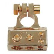 Akkumulátor saru, aranyozott, negatív, SS 1-4346/N/G